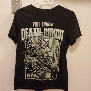 Five Finger Death Punch T-shirt